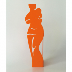 Sculpture Vénus  | Orange
