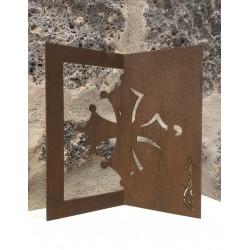 Croix occitane | acier...
