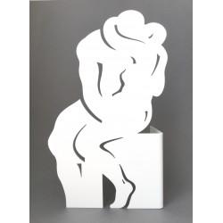 le Baiser | White - Ht 30cm