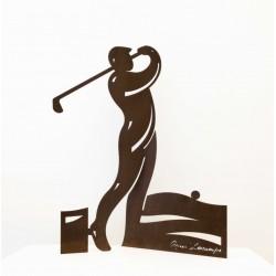 Golfeur  - Ht 30 cm