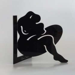 Sculpture Elle | Black
